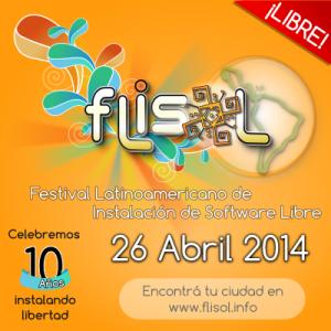 FLISOL 2014 en Luján